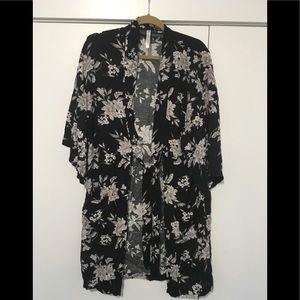 Brand New Spiritual Gangster Floral robe!